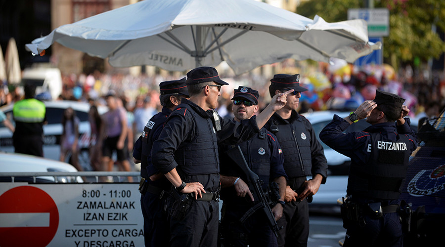 Barcelona attack suspect remains at large, may be in France – police