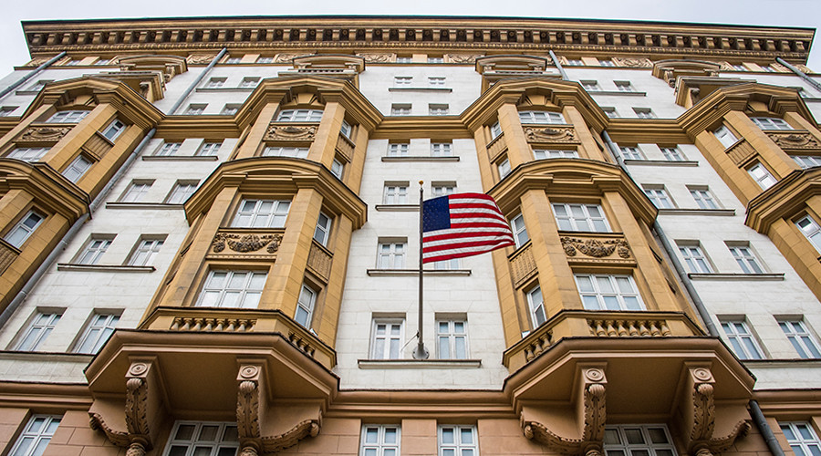 US embassy in Russia temporarily halts issue of non-immigrant visas