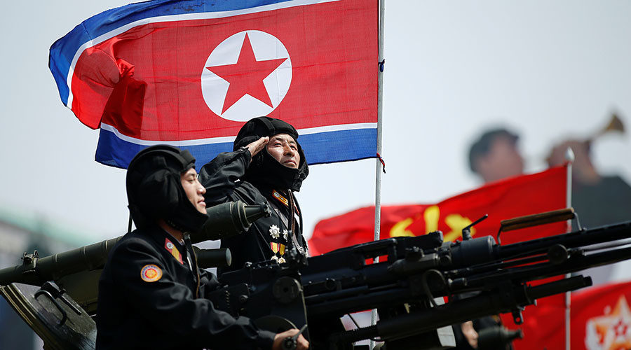 North Korea fires unidentified projectile into sea