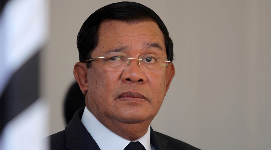 Cambodia orders US-funded group to leave in new anti-American move