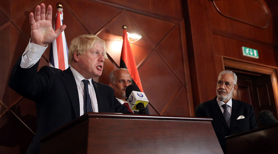 Boris Johnson admits United Kingdom will have to pay for Brexit divorce
