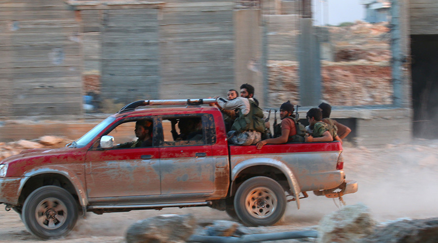 New 25,000-strong Syrian terrorist force unites 70 gangs – Russian General Staff