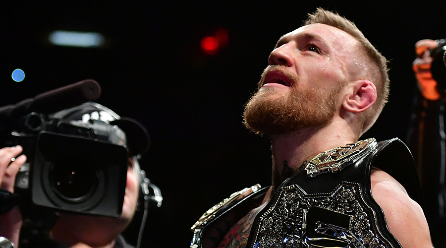 Conor McGregor 'proud' of pro boxing debut, despite defeat by Floyd Mayweather