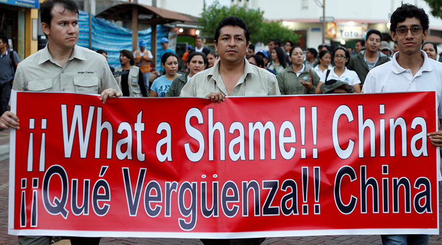 Ecuador jails Chinese fishermen caught with 6600 endangered, near-extinct sharks