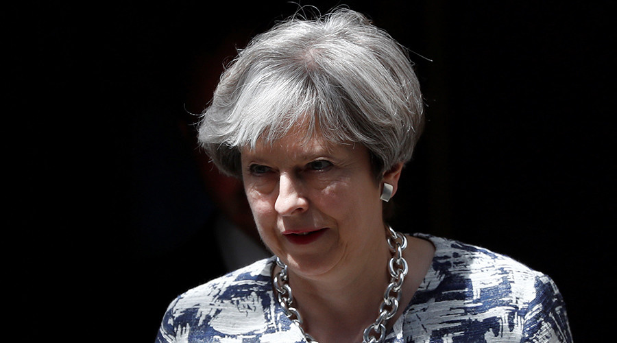Theresa May vows to stay on as PM… evidence suggests she may not be able to