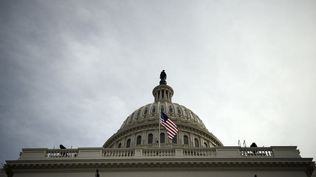 A view of the US Capitol building in Washington, DC. © Mandel Ngan