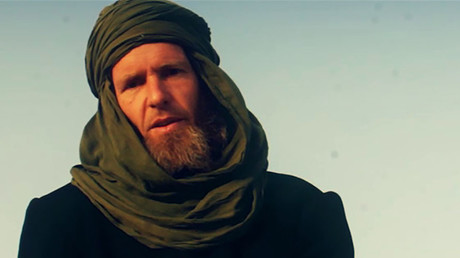 Stephen McGown, one of the six hostages held by Al-Qaeda's Mali branch. © AFP