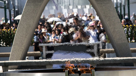 Japan commemorates 72nd anniversary of Hiroshima bombing