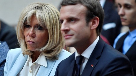 No First Lady for France? Petition against Macron's wife reaches over 180,000 signatures