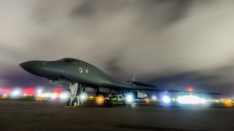 Air Force B-1B Lancer bomber © Christopher Quail