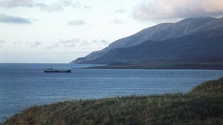 Kitovaya Bay, Kuril Islands © Roman Denisov