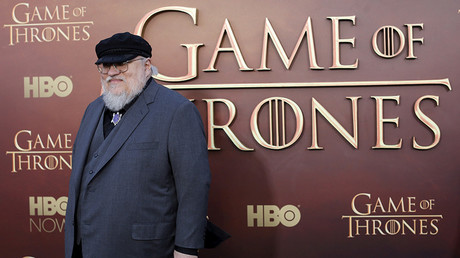 Russian medieval history may 'influence' new book – Game of Thrones author George RR Martin
