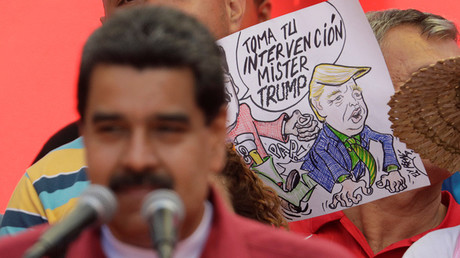 US-Venezuela standoff: Latin America haunted by 'ghost of military interventions'