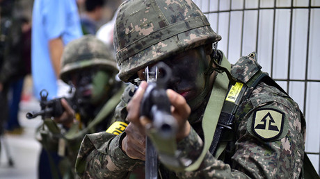 'Not on negotiating table': US & South Korea to hold joint drills despite calls to ease tensions