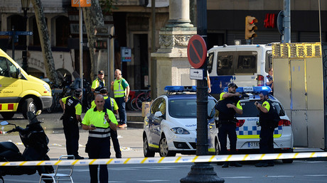Barcelona terrorist attack triggers major police operation