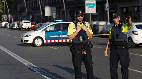 4 terrorist suspects killed, 1 captured at Cambrils seafront south of Barcelona