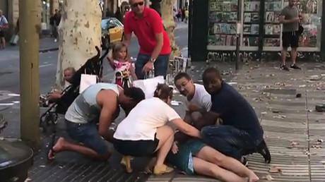 World leaders condemn 'cruel and cynical' Barcelona terrorist attack