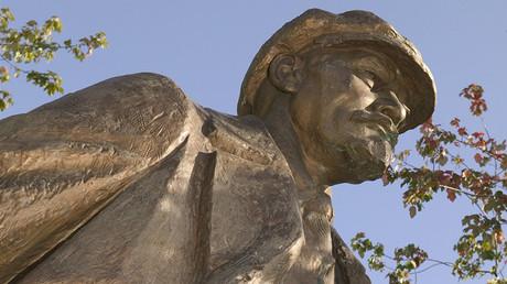 Lenin Statue in Fremont, Seattle © Danita Delimont / Global Look Press