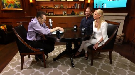 'Sharknado' stars Tara Reid & Ian Ziering