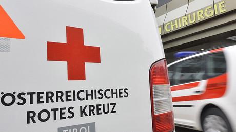 2 killed as storm strikes Austrian firefighter festival (VIDEO)