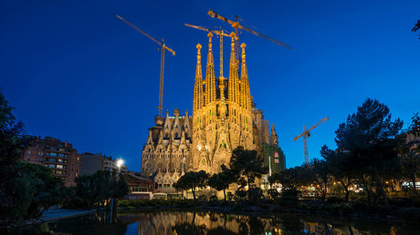 Barcelona's iconic Sagrada Familia was prime target of terrorists' botched bombing plot – report