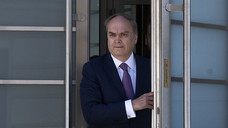 Putin appoints Anatoly Antonov as Russia's new ambassador to US - Kremlin
