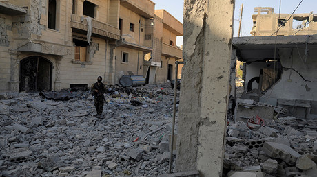 Raqqa, Syria August 11, 2017 © Zohra Bensemra