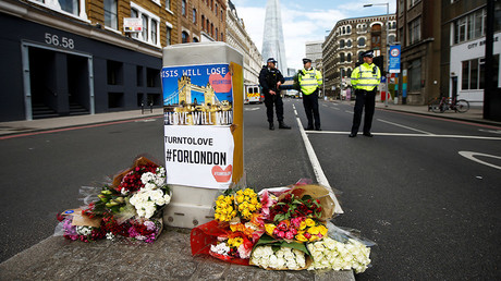 London police spend £9.4mn on lethal weapons to fight terrorism