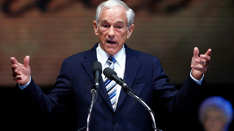 Ron Paul © Joe Skipper