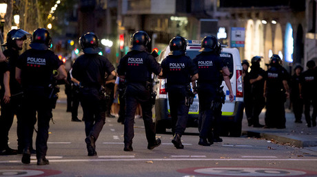 2 suspects in Spain's terrorist attacks sent to jail, 1 released
