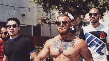 'They said 'Conor's double,' I thought 'let's give it a try'' – McGregor lookalike interview