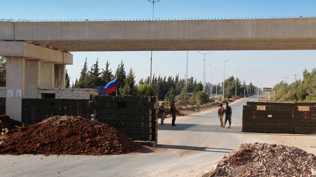 Civil war in Syria 'de-facto over' – Russian defense minister