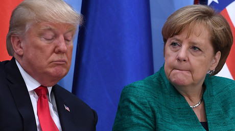 Germany 'will not automatically side with US' in war with N. Korea - Merkel