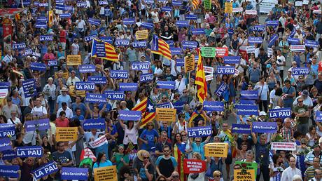 Catalonia attackers avoided checks designed for detecting terror threats – Spanish minister