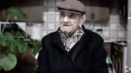 112yo Spanish veteran claims title of world's oldest living man