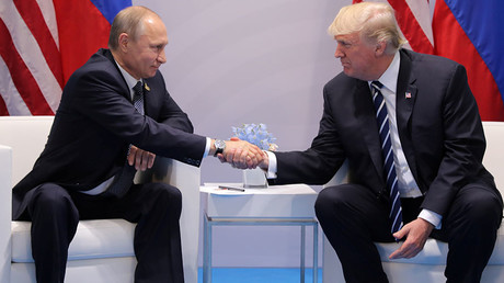 US 'should & will' get along with Russia – Trump