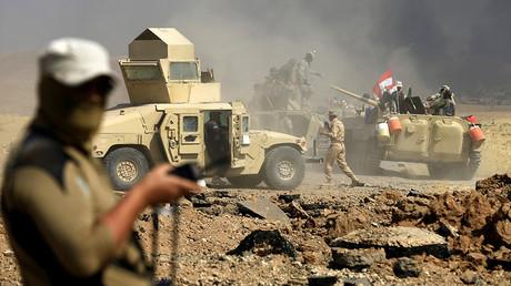 Iraq will be free from ISIS terrorists 'within days' – Iraqi ambassador to RT