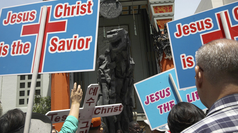 White Christians a minority in US, study finds