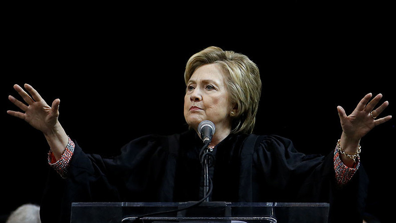 Pro-Clinton 'sanctuary' Verrit draws mockery online