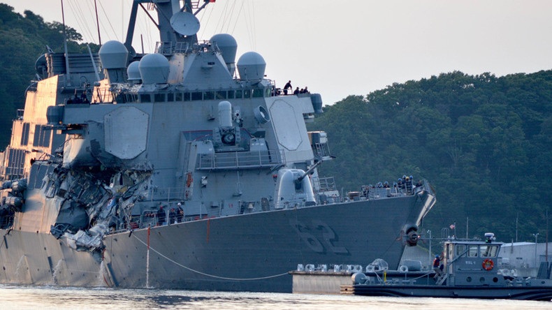 'We allowed standards to drop': US Navy officers testify on warship collisions