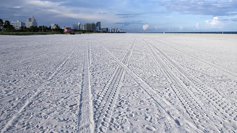 Deserted Florida: Miami transforms into ghost town ahead of Hurricane Irma (PHOTOS, VIDEOS)