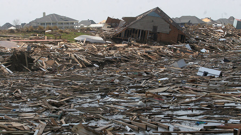 Five of the worst hurricanes to ever hit the US (PHOTOS)