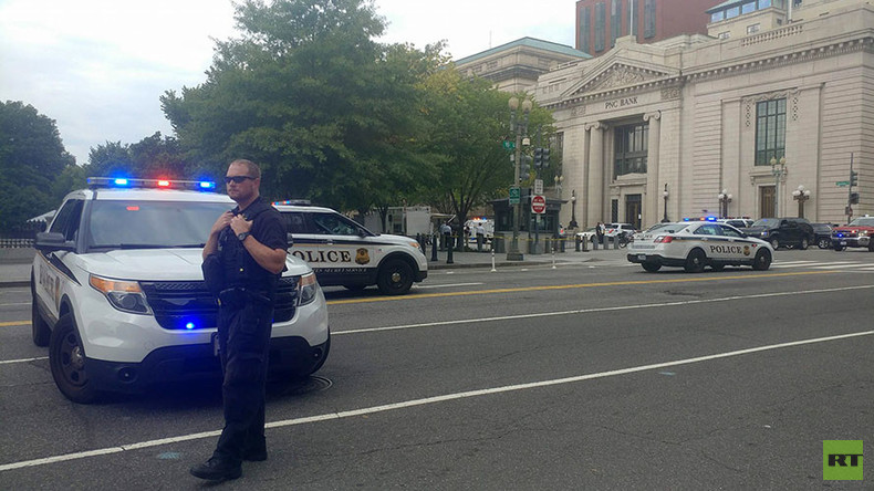 White House on lockdown for second time in 2 days