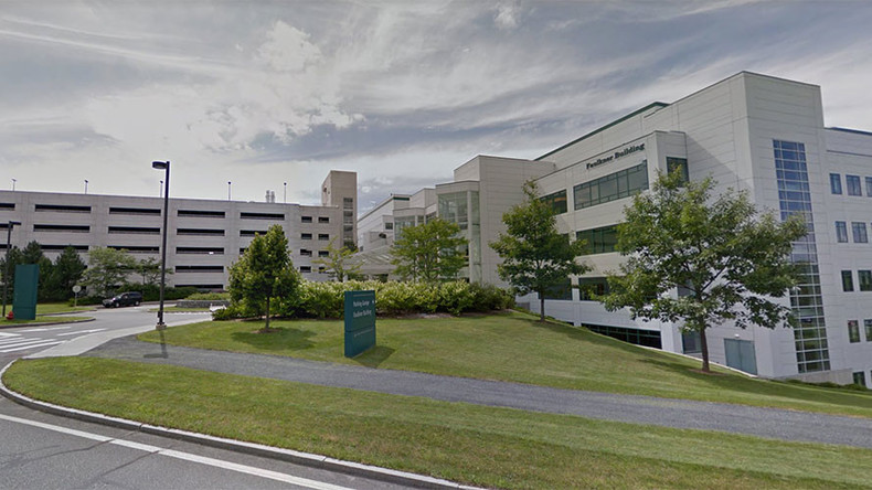 Shooter at New Hampshire's largest hospital 'contained' – report