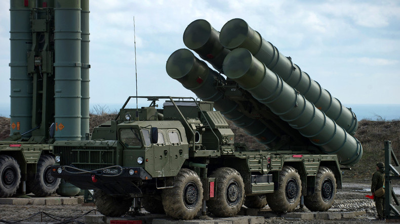 'What did they expect?' Erdogan rebukes NATO critics over purchase of Russian S-400