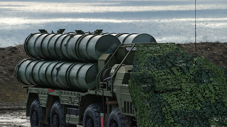 'Turkey to get what Libya & Iraq lacked: Russian-made S-400 missile system'