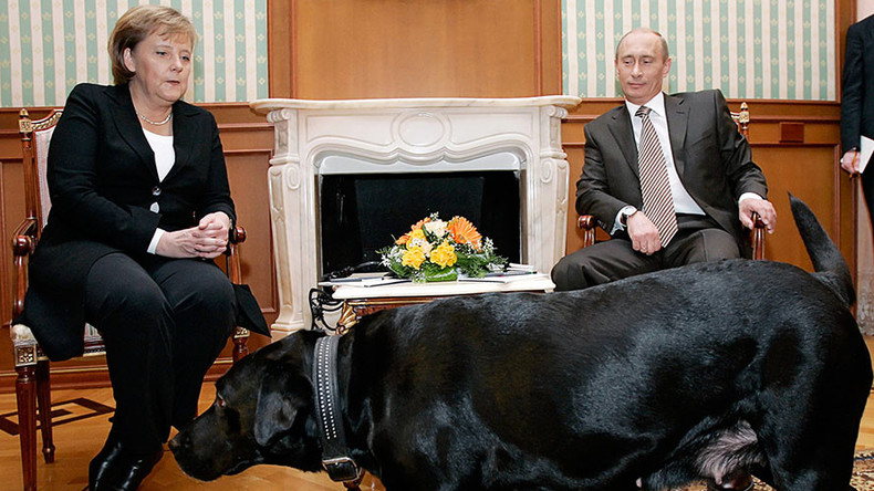 Kremlin slams German weekly for calling Putin 'dog' in its article