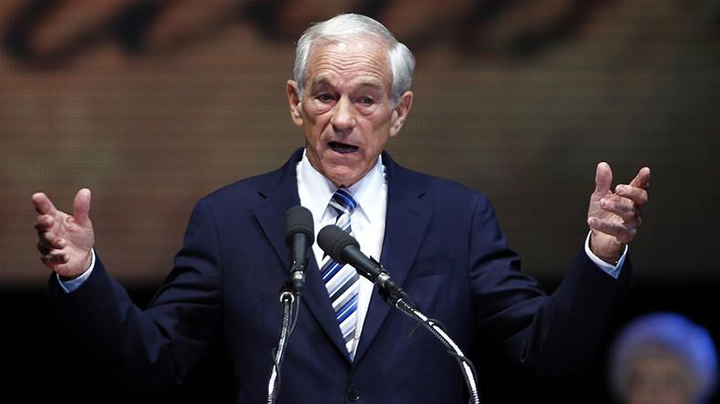 Anti-war argument 'winning' despite setback in Congress – Ron Paul to RT