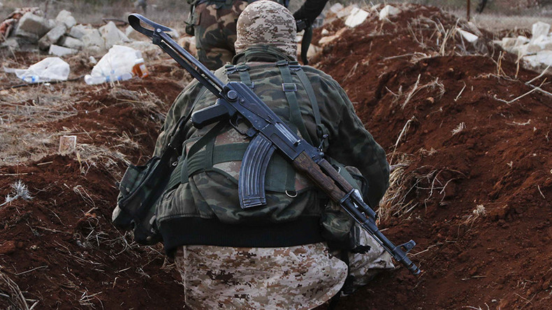 Pentagon falsifying paperwork to send arms worth $2bn to Syria, report finds