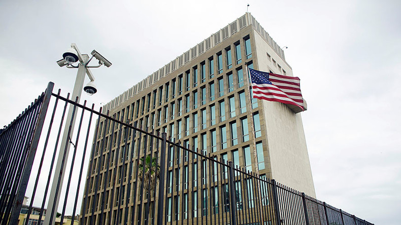 US mulls embassy closure in Cuba with historic thaw in relations under threat